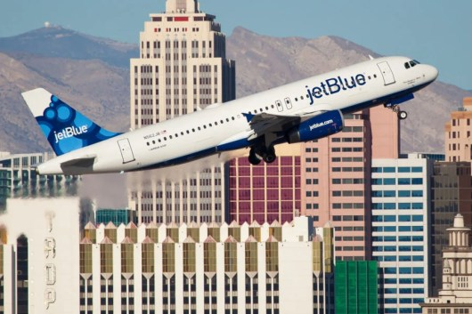 Reportedly, JetBlue is cutting ties with Amex. Photo courtesy of Shutterstock