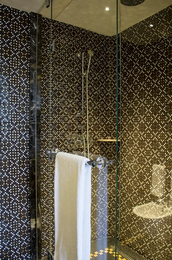 The tiles are just gorgeous.