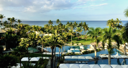 I'm a huge Andaz fan, and recently had a great stay at the Andaz Maui and Wailea.