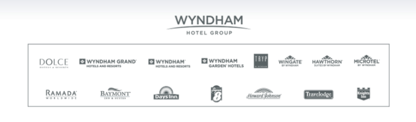 Wyndham Hotel Group includes a full range of properties, from budget to high-end.