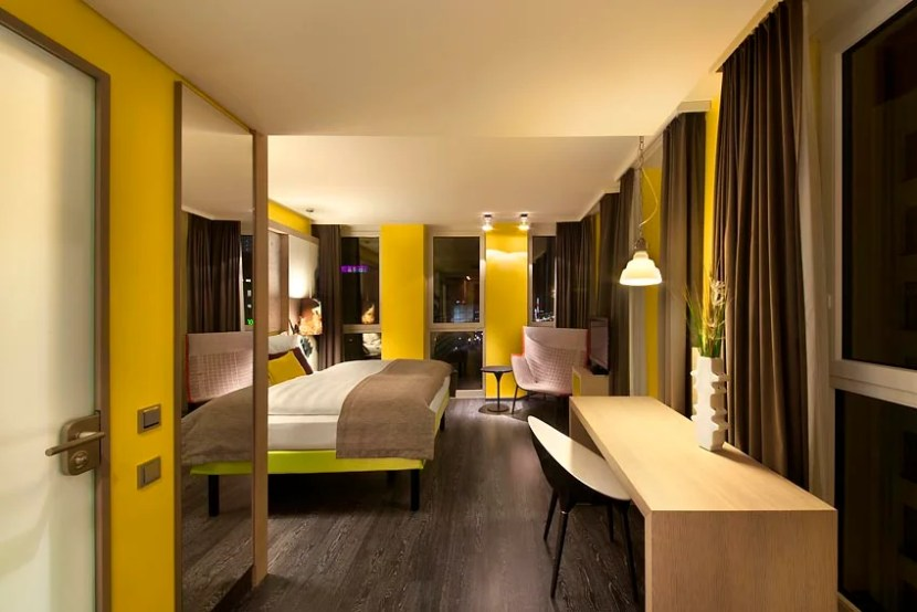Hotel Indigo Alexanderplatz (photo courtesy of Hotel Indigo)