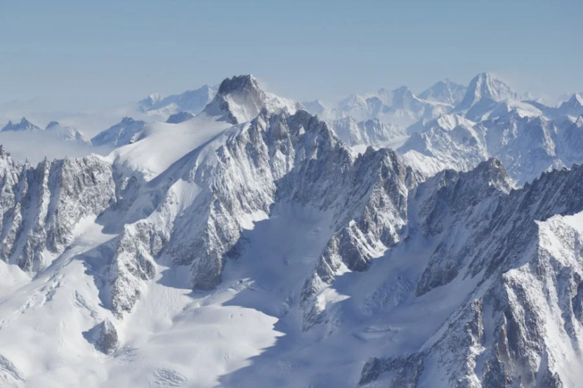 The region of the French Alps Photo courtesy of Shutterstock.