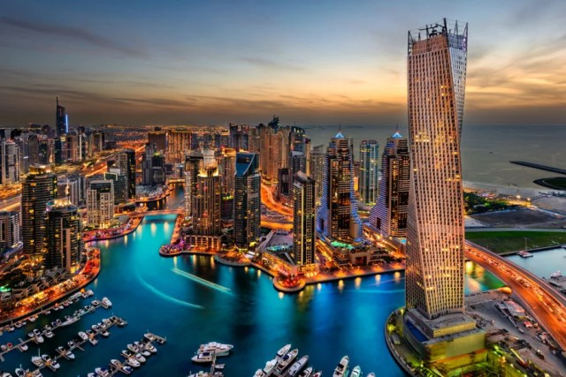 You'll soon be able to get to Dubai nonstop from Orlando on Emirates. Photo courtesy of Shutterstock.