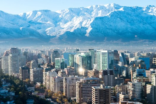 Chile (Image courtesy of Shutterstock)