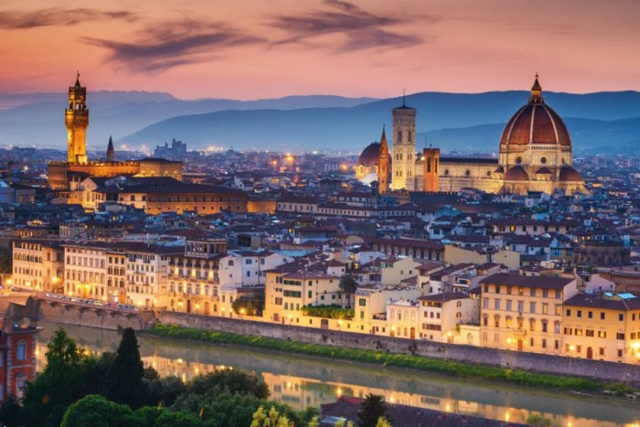 Win a trip to Florence. Photo courtesy of Shutterstock.