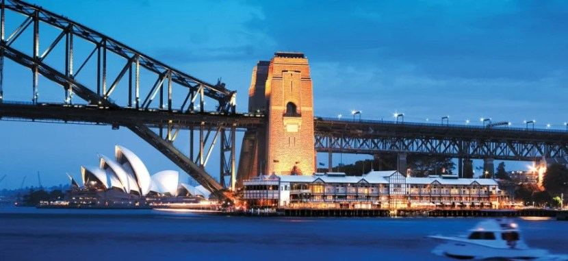 The Pier One Sydney Harbour normally requires 40,000 points per night, but if you don't have enough to cover the reservation, don't let that stop you!