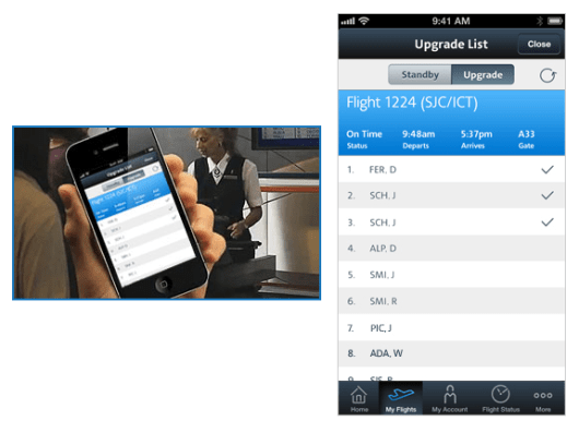 The time you request your upgrade can significantly impact your spot on the upgrade list!