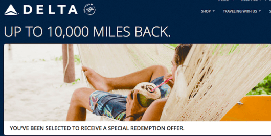 The refund only applies to awards on Delta's own flights.