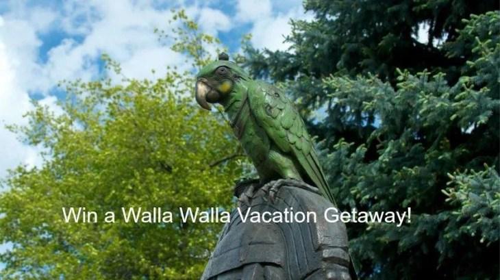 Win a trip to Walla Walla, Washington
