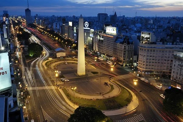 Buenos Aires is one of my all-time favorite destinations. Image courtesy of Shutterstock.