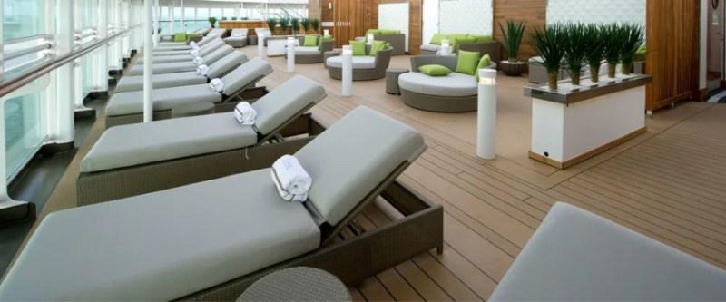 Lounge on the Britannia