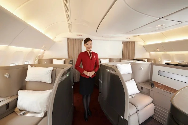 There will still be ways to use points to book first class...if this even happens.