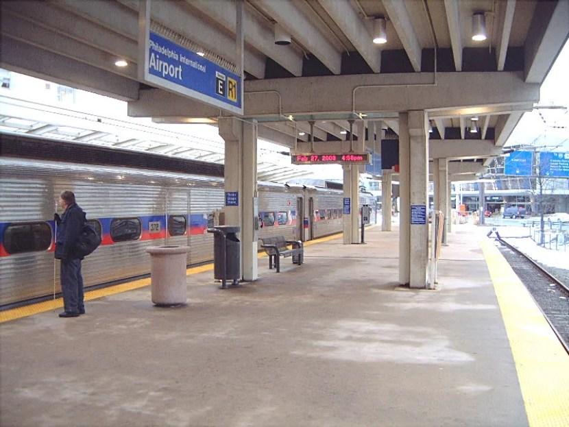 SEPTA's Airport Regional Rail Line