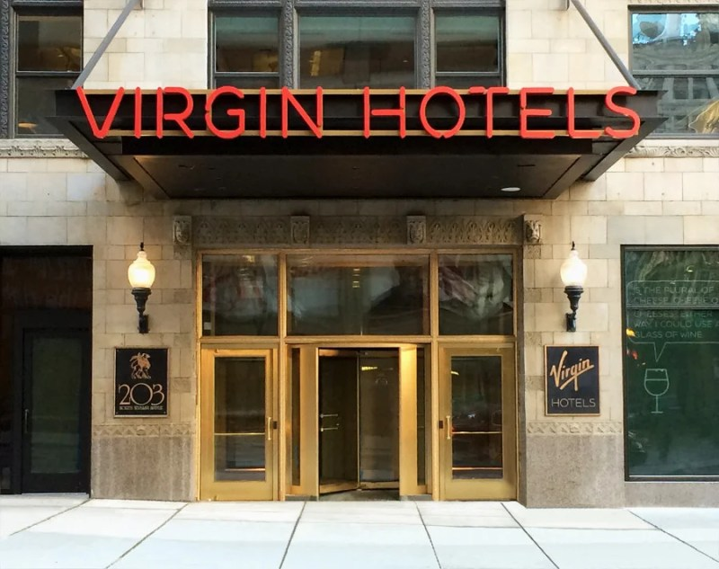 The Virgin Hotel in Chicago, IL
