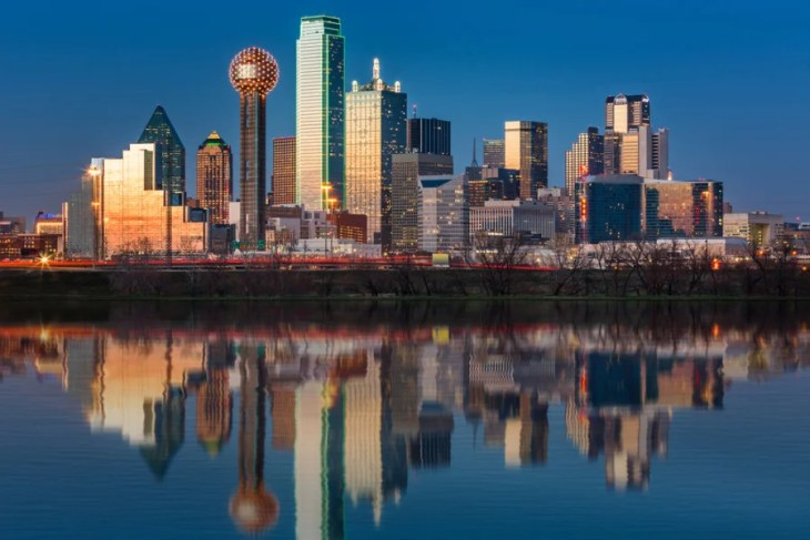 Win a family trip to Dallas, Texas. Photo courtesy of Shutterstock.