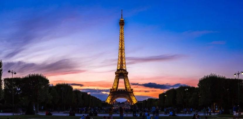 Eiffel Tower Featured