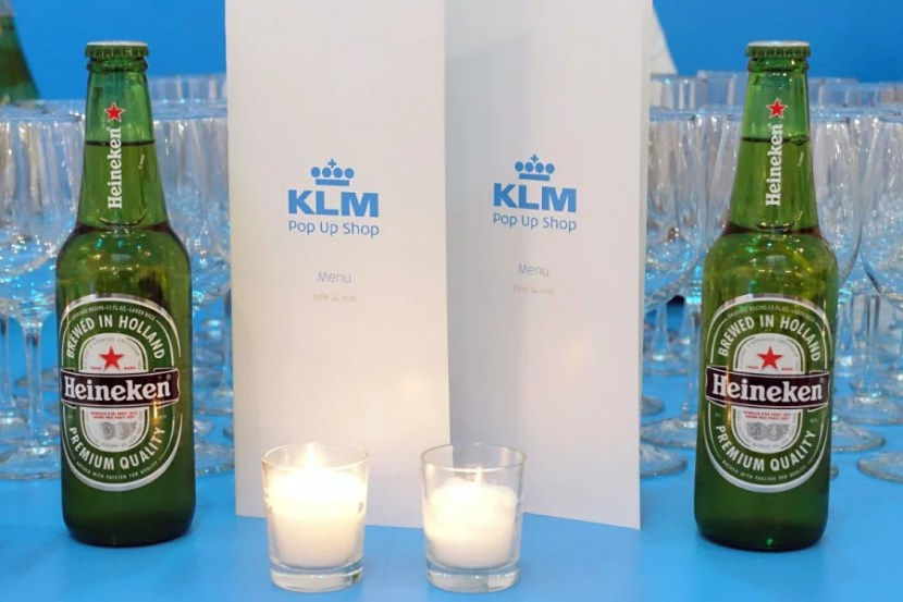 KLM Pop-Up