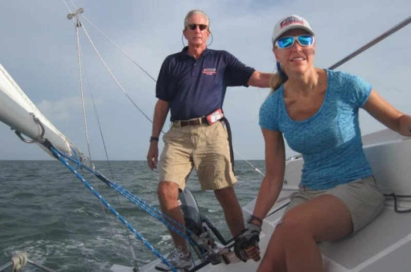 Offshore Sailing School offers expert sailing instruction in St. Petersburg.