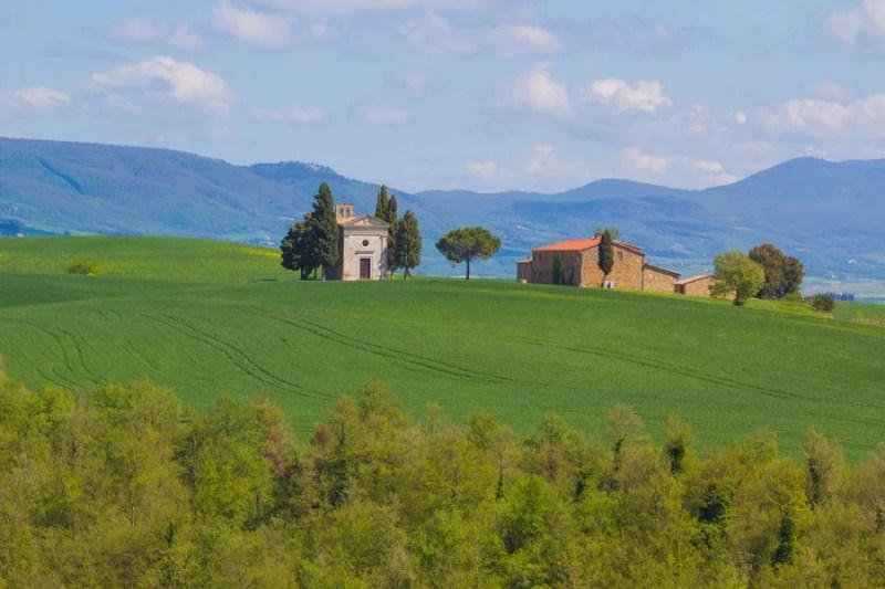 Tuscany! Photo courtesy of Shutterstock.