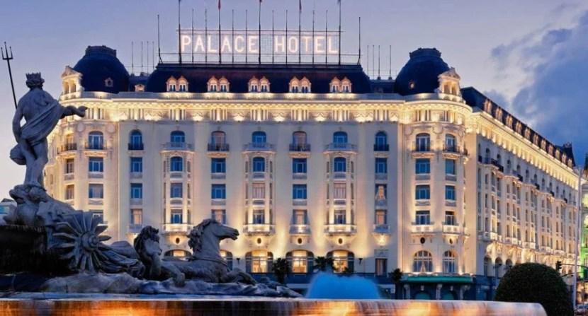 The Westin Palace Madrid. Photo courtesy of the hotel.