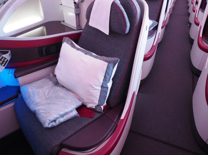 Qatar-business-seat