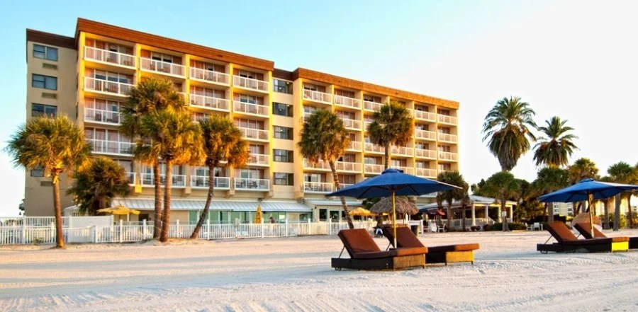 Best Western Hotel On Clearwater Beach Florida