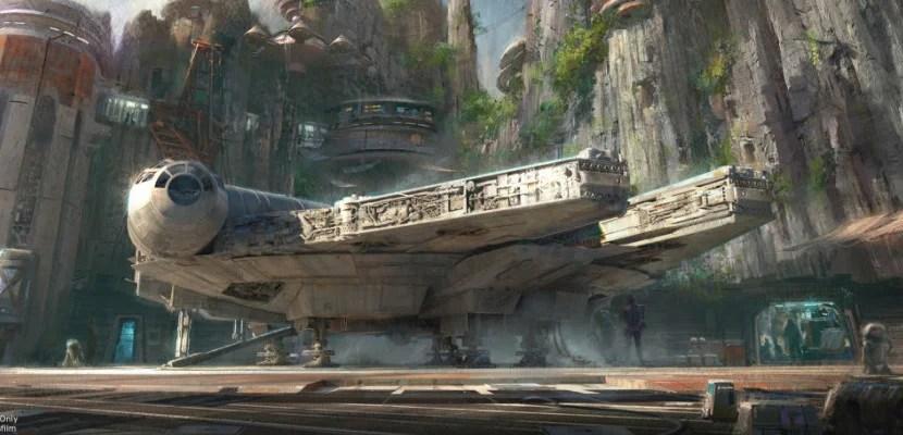 Disney Star Wars Themed Lands