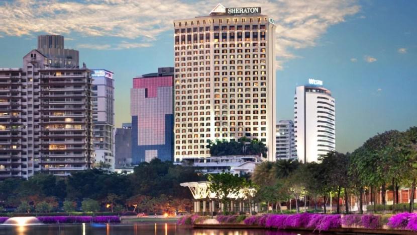 The Sheraton Grande Sukhumvit in Bangkok will be one of the newly designated hotels.