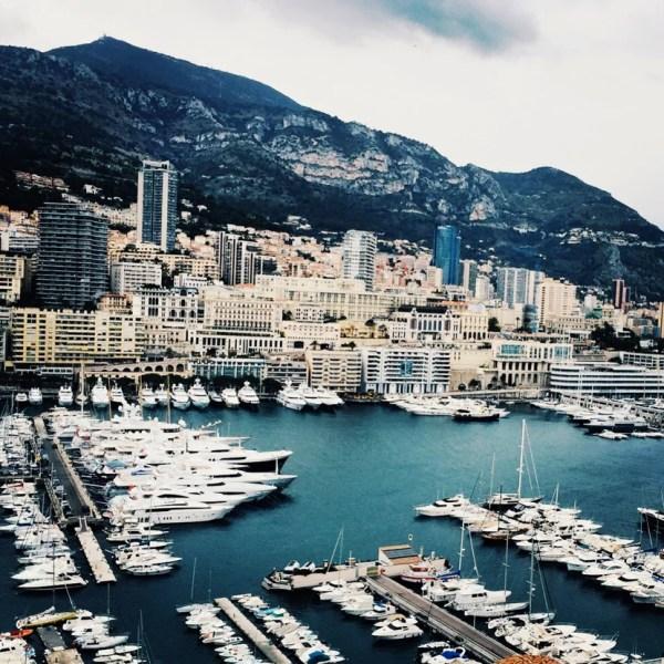 Monaco Old Town