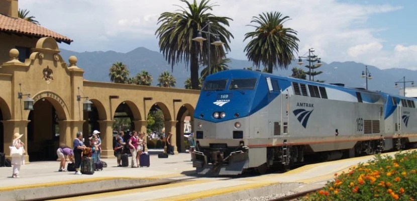 Amtrak Featured