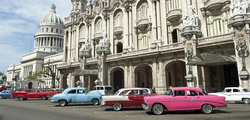 Scheduled flights to Cuba can begin operating soon.