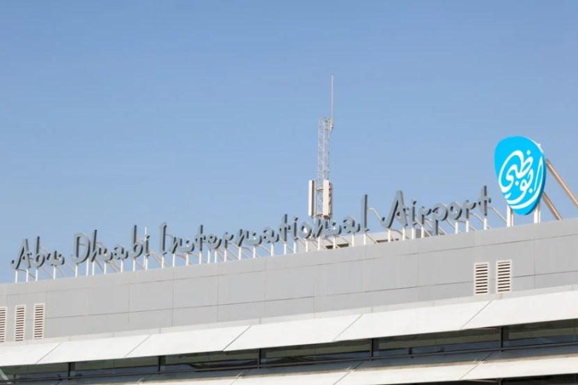 Welcome to AUH! Photo courtesy of Shutterstock.