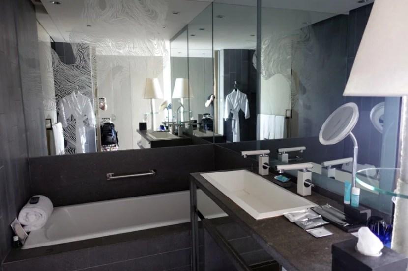 Wonderful Room bathroom.