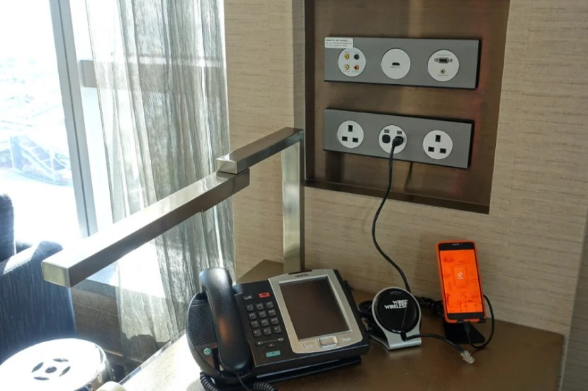 Fantastic Suite connectivity and loaner smartphone.