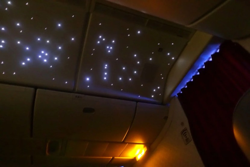 Who doesn't love a starry ceiling?
