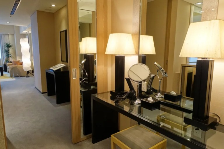 The Hyatt Visa's sign-up bonus of two free nights comes in handy at premium properties like the Park Hyatt Tokyo.