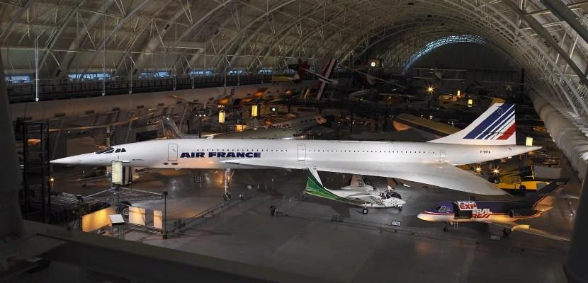 Concorde Featured