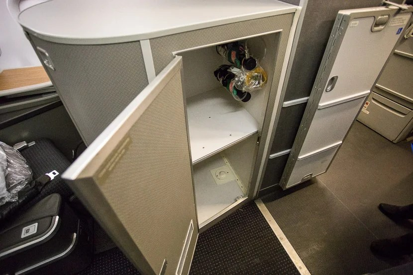 Fly your pets in a little bit more comfort in the A321T's first-class pet cabin.