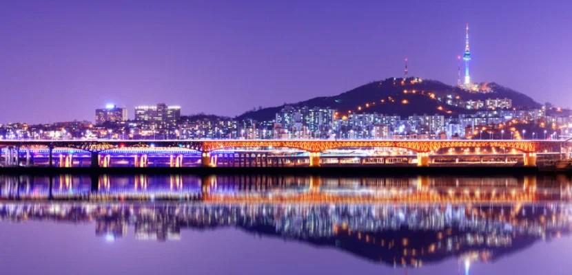 Seoul South Korea shutterstock_140419759
