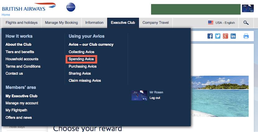 BA Exec Club