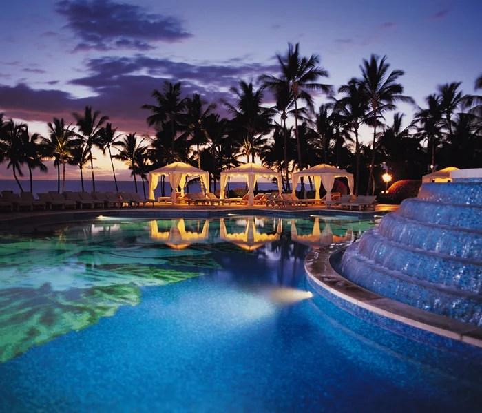 The pool at Grand Wailea, A Waldorf Astoria Resort.
