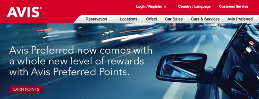 Avis Preferred has three tiers of elite status, but only one has published qualification criteria.