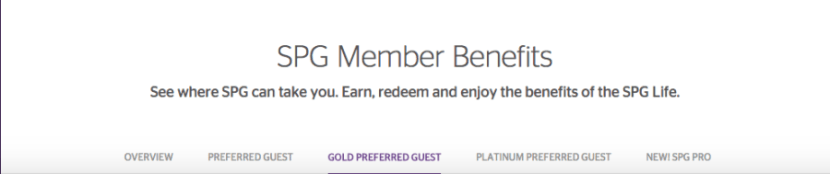 TPG Contributor Nick Ewen values SPG Platinum status at over $2,000 annually.