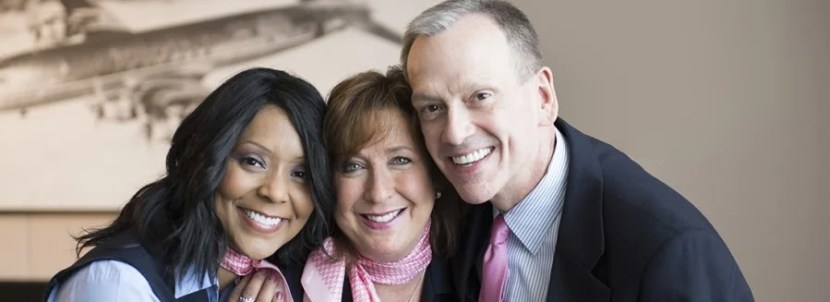 AA's Be Pink Campaign donates towards breast cancer research
