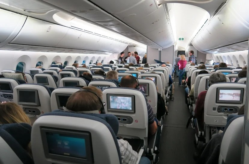 This British Airways 787 flight from London Heathrow (LHR) to Austin (AUS) was very close to capacity.