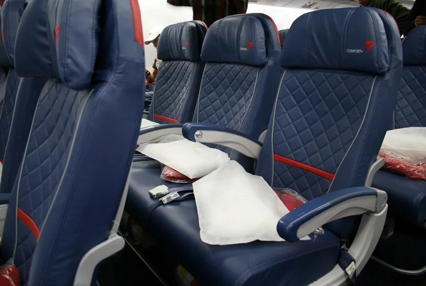 It'll soon be easier for Delta elites to score Comfort+ seats when traveling with a companion.