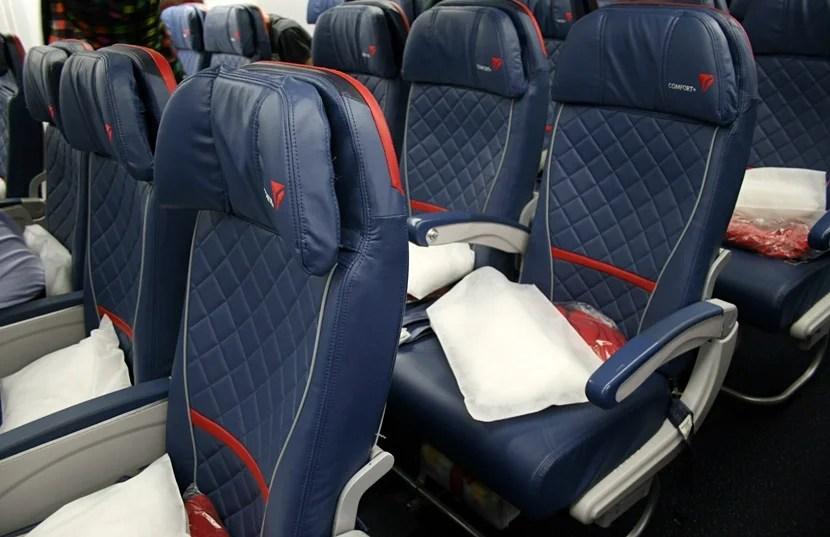 Review: Delta Comfort+ on a 767-300ER — JFK to Madrid