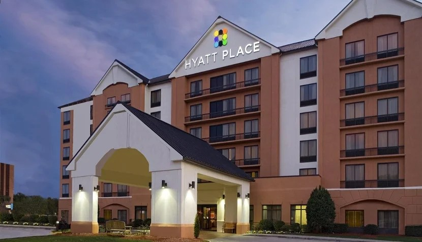 I scored a free night at the Hyatt Place Atlanta Airport South by calling and asking about availability. Photo courtesy of Hyatt