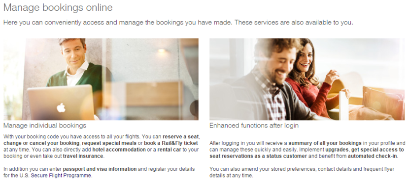 Complimentary rebookings available through Lufthansa's website