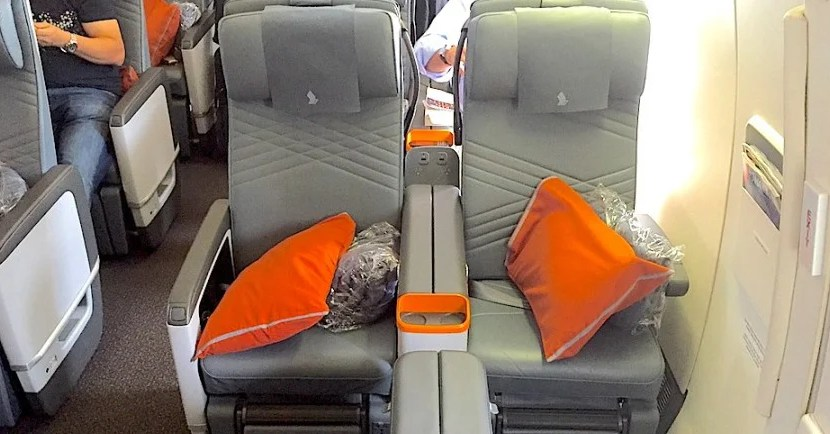 Singapore Premium Economy Featured